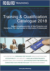 PDP Training Catalogue 2018